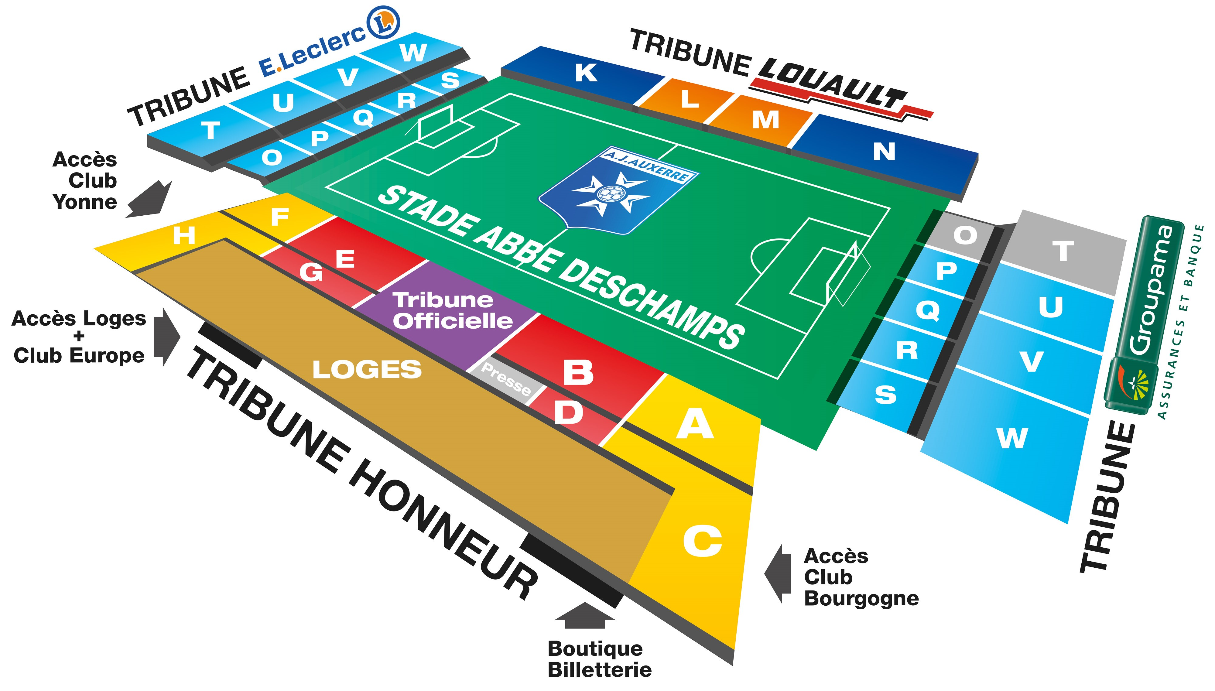 Stade Abbé Deschamps